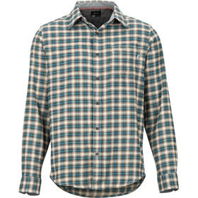 Marmot Fairfax Midweight Flannel LS Shirt Men, moonstruck